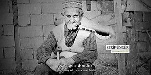 Çanakkale Gazisi Şerif Üngür'e Sorulan Soru: Mustafa Kemal'i Gördün Mü Hiç?