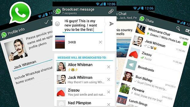 Diyelim ki WhatsApp'ta engellediğiniz kişi veya kişilerle bir gruptasınız. Bu iş veya okul grubu olabilir. Engellediğiniz kişi gruba yazdığında mesajı görebilirsiniz. Bununla birlikte sizin attığınız mesajları da karşı taraf okuyabilir.
