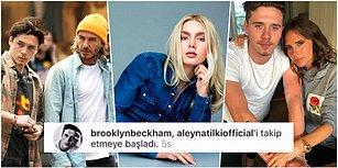 Dostlar Neler Oluyor? Brooklyn Beckham Aleyna Tilki'yi Instagram'dan Takip Etti, Ortalık Yıkıldı!