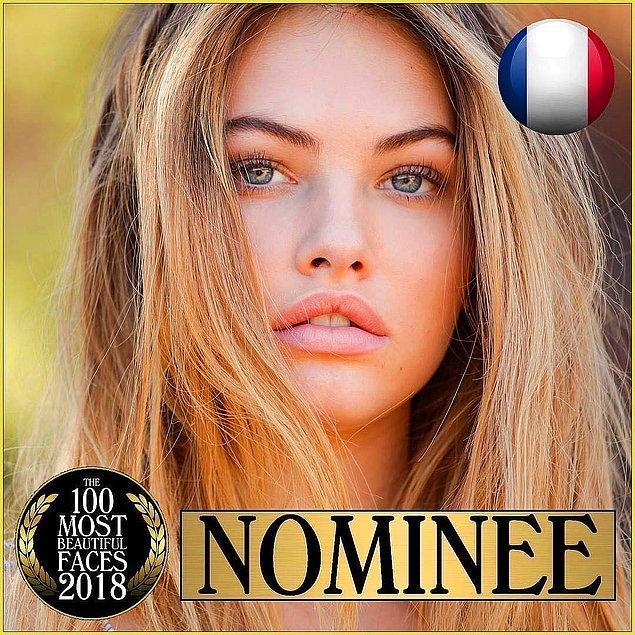 2 - Thylane Blondeau