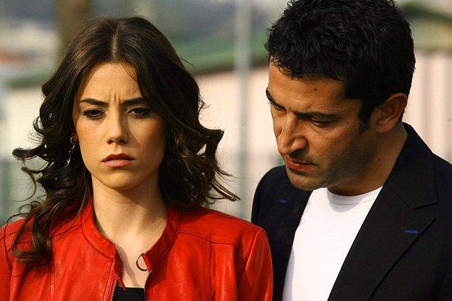 İkili, Ezel dizisinde başrolleri paylaşmıştı ve dizi inanılmaz sevilmişti.