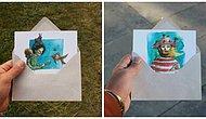 Çizimleriyle Sokakları Bambaşka Dünyalara Dönüştüren Devak'ın Yeni Projesini Mutlaka Görmelisiniz!