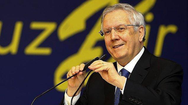 Başkanlığa 2000 yılında tekrar geldikten sonra Fenerbahçe Spor Kulübüne mali kaynak sağlamak amacı ile açtığı ve şimdi 75 mağazaya ulaşan Fenerium'ları kurdu.
