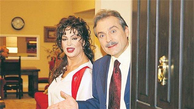 11. Haluk Bilginer ve Türkan Şoray'ın oynadığı dizi Tatlı Hayat da bizimle. İhsan Yıldırım ve Sevinç Yıldırım'ı Hüseyin Avni Danyal ve Zuhal Olcay çok güzel canlandırır.