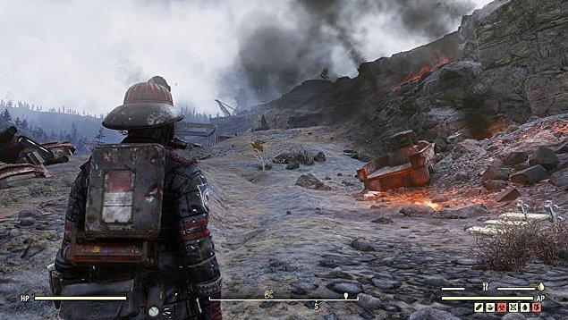 Fallout 76'nın sistem gereksinimleri biraz moral bozabilir.