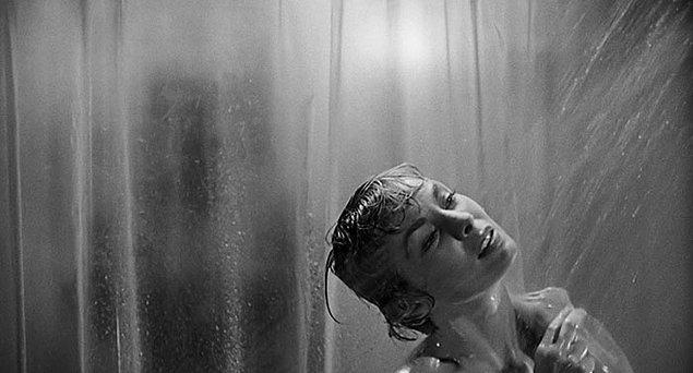 17. Banyoda cinayet.