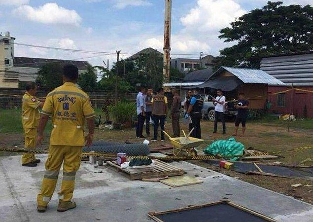 Yetkililerin verdiği bilgiye göre, Prasit Inpathom isimli kurban restorana gelen sıradan müşterilerden bir tanesiydi.