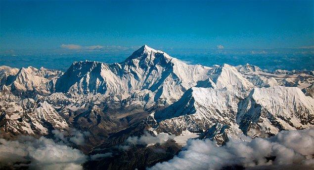 5. Appalaş Dağları kısalırken Himalayalar uzamaktadır.
