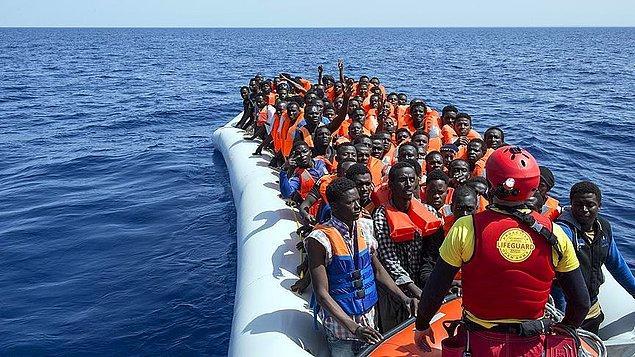 Göç sadece Avrupa'yı etkilemiyor.