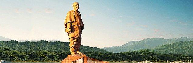 Birlik sembolü olan ihtişamlı heykelin, oldukça fazla turist çekmesi bekleniyor.