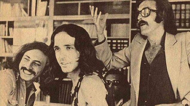 1967 yılında müzisyen dostu Murat Ses ile birlikte Moğollar grubunu kurarak Türk müzik tarihine adını yazdırdı.