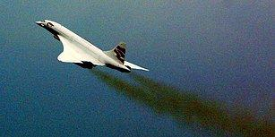 Atlas Okyanusunu Üç Buçuk Saatte Aşan, Göklerin Tarihe Karışmış Fatihi: Concorde