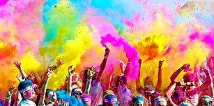 Bu Renk Testiyle Sana En Büyük Gücünü Söylüyoruz!