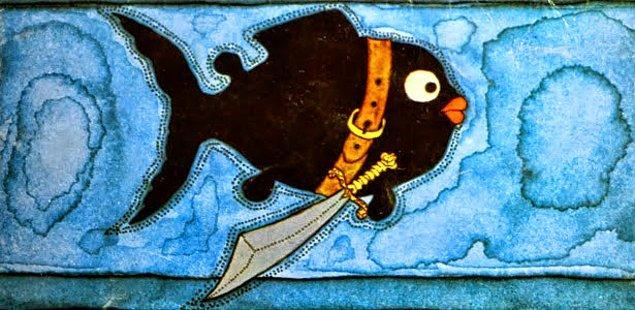 6. ''Büyük balık küçük balığı yer.'' konusunda ne düşünüyorsun?