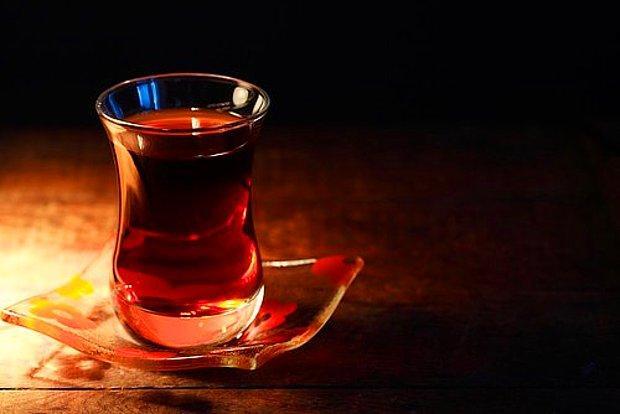 Şekersiz Çay