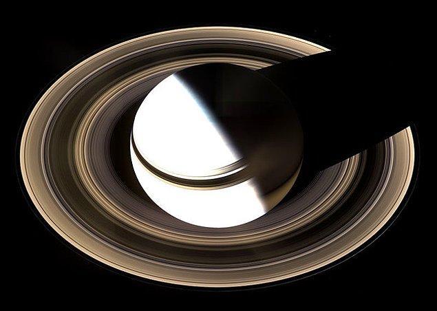 4. Bu evrende yaşıyoruz; ama onu ne kadar biliyoruz?! Mesela Güneş Sistemi'ndeki hangi gezegenlerin halkası vardır?