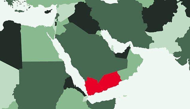17. Peki Arap yarımadasındaki bu ülke?