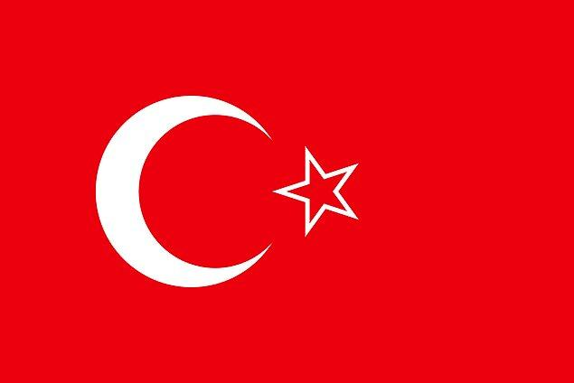 41. Bu bayrak hangi devlete aittir?