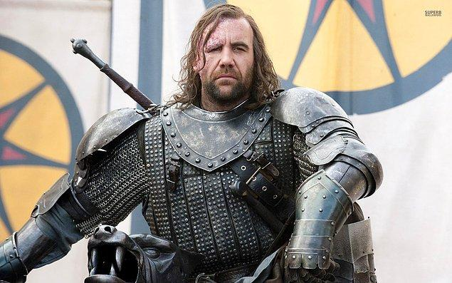 9-Sandor Clegane (The Hound)