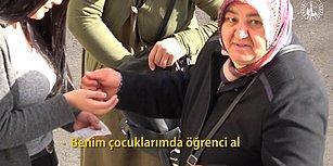 Sivas Belediyesi'nden 'Havası Sert İnsanı Mert' Sosyal Deneyi