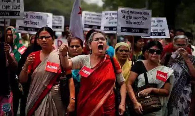 Hindistan'da son yıllarda tecavüz olaylarının artması nedeniyle hükümet cezaları ağırlaştırmıştı.