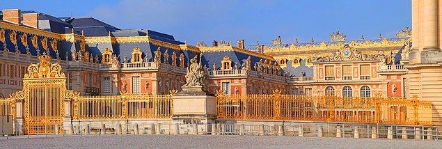 7. Versailles (Versay) Sarayı,