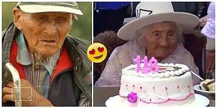 118 Yaşındaki Bolivyalı Bu Çift Dünyanın En Uzun Ömürlü İnsanları Olabilir!