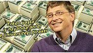 Muhteşem Zekâsı Sayesinde Dünyanın Sayılı Zenginlerinden Olmayı Başaran Bill Gates Hakkında 15 Bilgi