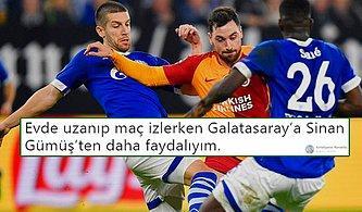 Cimbom Almanya'da Kayıp! Schalke - Galatasaray Maçının Ardından Yaşananlar ve Tepkiler