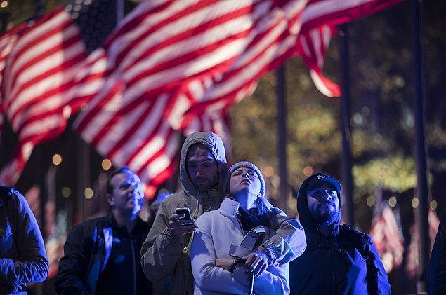 Seçim, ülke gündemindeki tartışmaların bir numaralı ismi ABD Başkanı Donald Trump için de bir referandum niteliği taşıyor.