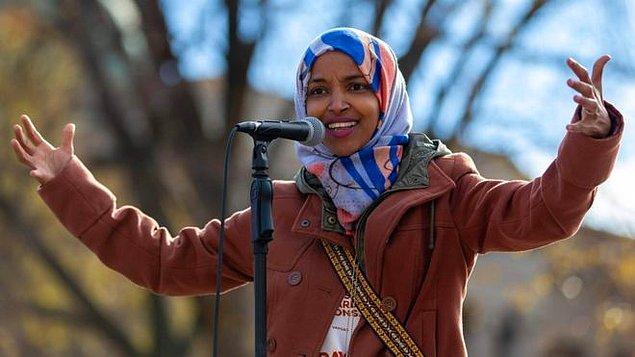Ilhan Omar, Kongre tarihindeki ilk başörtülü üye de olacak: 'Bunu birlikte yaptık'