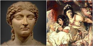 Hırsları ve Güç Tutkusu Yüzünden Koskoca Bir İmparatorluğu Ele Geçiren Kadın: Julia Agrippina
