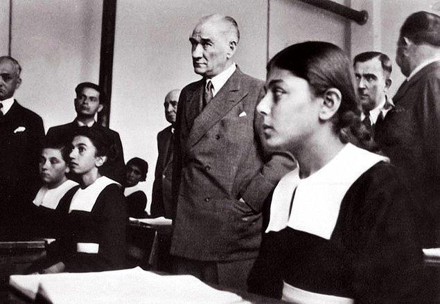 """""""Atatürk'e saygısızlık yapılan yerde benim işim yok"""""""