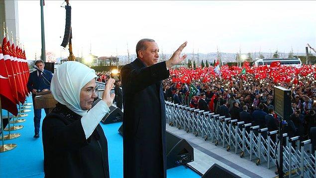 Erdoğan'ın maaşı 74.500 olacak