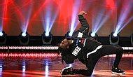 Michael Jackson'dan Sonra Moonwalk Dansını Yapan En İyi Kişi Olan Sokak Dansçısı Ellen Show'da!