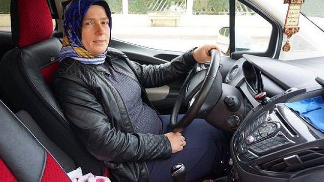 5. Kadın şoför görünce arabayla sıkıştırarak taciz etmek,