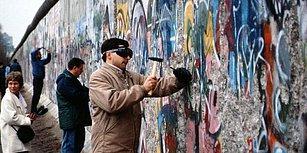 Sadece Almanya'yı Değil Tüm Dünyayı Ayıran Bir Sınırdı: Berlin Duvarı'nın Yıkılışının Üzerinden 29 Yıl Geçti