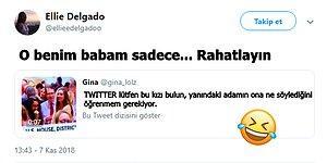 Amerika'daki Ara Seçimler Sırasında Ekranlarda Gördüğü Kızı Twitter'da Bulmaya Çalışan Genç ve Ona Gelen Komik Cevaplar