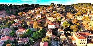 Yeşillikler Arasında Türk ve Rum Mimarisiyle Türkiye'nin En İyi Korunmuş Köyü: Adatepe