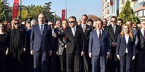 10 Kasım Töreninde İstiklal Marşı Geç Okununca Vali Öfkelendi: 'Hepsini Görevden Alın'