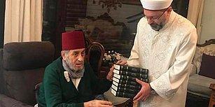 Diyanet İşleri: 'Mısıroğlu Ziyareti İnsani Duygularla Yapıldı'