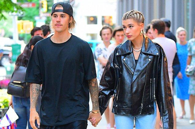 15. Justin Bieber ve Hailey Baldwin'in de bir bebekleri olacak.