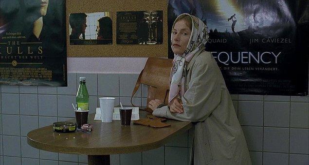 7. Piyanist (2001) La Pianiste