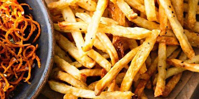 Yeme alışkanlıklarımızı, bağırsaklarımızdaki mikroorganizmalar belirliyor desek peki? Evet, eğer kızartma seven bakteriler ağırlaktaysa canınız sıkça kızartma çekebilir!