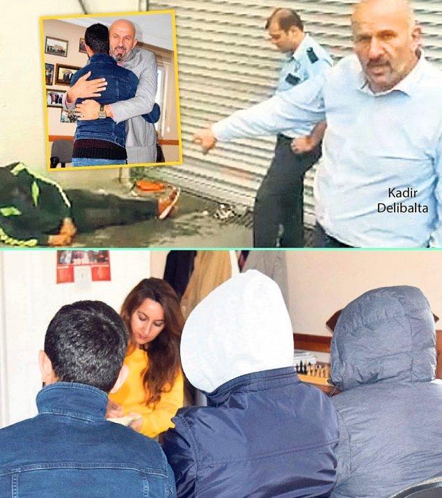 13. Ümraniye'nin Necip Fazıl Mahallesi Muhtarı Kadir Delibalta, yürüttüğü çalışmalar sayesinde gençleri uyuşturucu bataklığından kurtarıyor.
