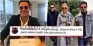 Para da Onda Goygoy da! Hacı Sabancı Instagram'da Takipçilerine Verdiği Cevaplarla Herkesi Şaşırtıyor