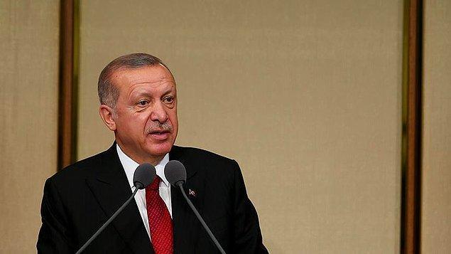 Cumhurbaşkanı Erdoğan, Türkiye'nin son yıllarda adalet teşkilatı üzerinden istiklaline ve istikbaline yönelik çok ciddi saldırılarla karşı karşıya kaldığına dikkati çekerek, şunları kaydetti 👇