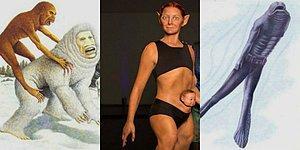 Farklı Şekillerde Evrim Geçirseydik Dış Görünüşümüzde Meydana Gelebilecek 10 Değişim