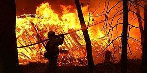 California Yangını: Can Kaybı 30'u Aştı, Ünlü Yıldızların da Aralarında Olduğu Yüz Binlerce Kişi Evlerini Terk Etti