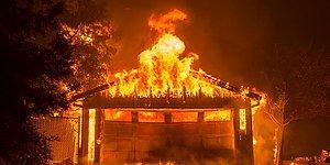 California Yangını: Can Kaybı 40'ı Aştı, Ünlü Yıldızların da Aralarında Olduğu Binlerce Kişi Evlerini Terk Etti
